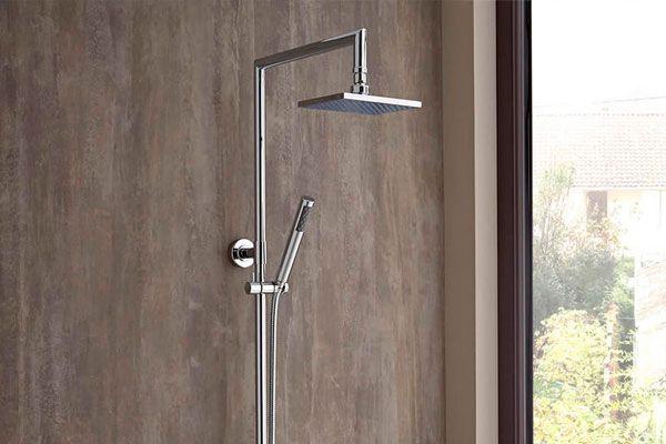 Columna ducha termostática duchón maneral