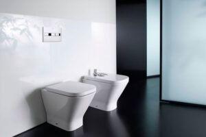 Sanitarios modernos de baño
